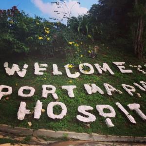 Port Maria!