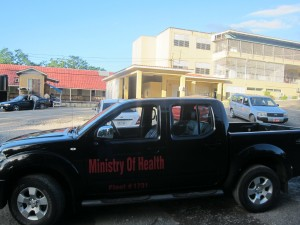 Port Maria - my wheels