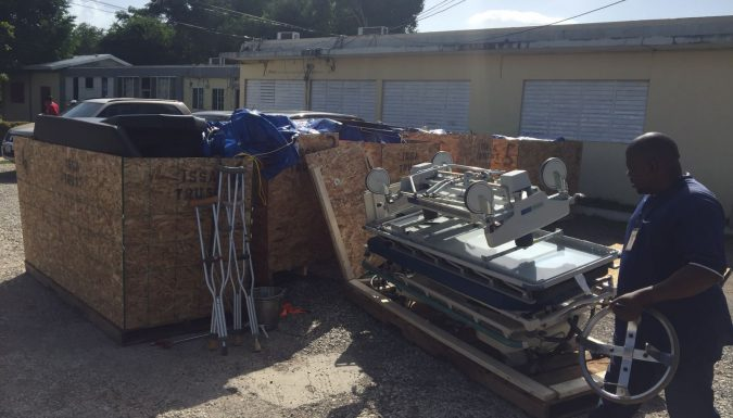 ITF Donates Much-Needed Medical Equipment to Sav La Mar Hospital