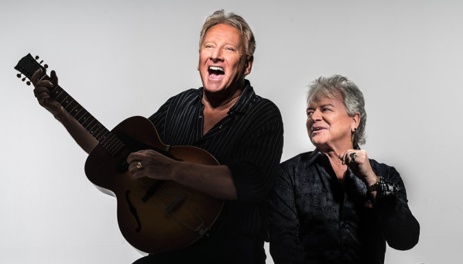 Air Supply - Graham Russell and Russell Hitchcock