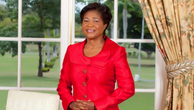 ISSA TRUST FOUNDATION welcomes Her Excellency, the Most Hon. Lady Allen as Patron