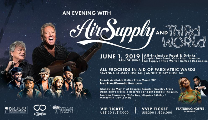 Save the Date – An Evening With Air Supply and Third World « Issa