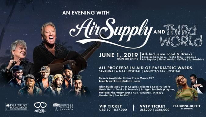 Buy Tickets – An Evening with Air Supply and Third World