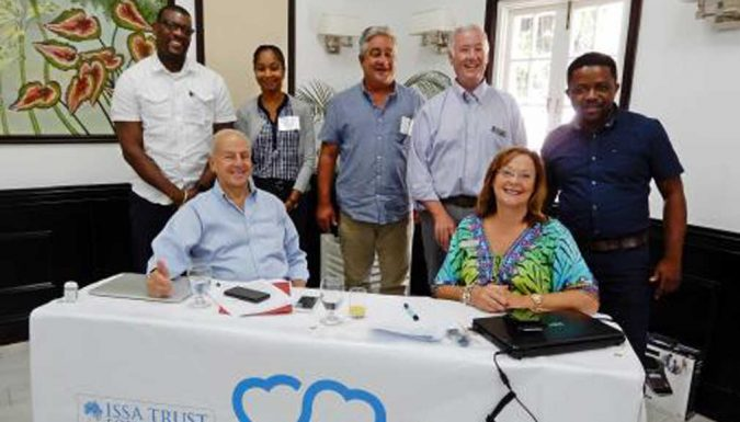 Issa Trust Foundation Helps Jamaica Health Sector Go Digital Imaging