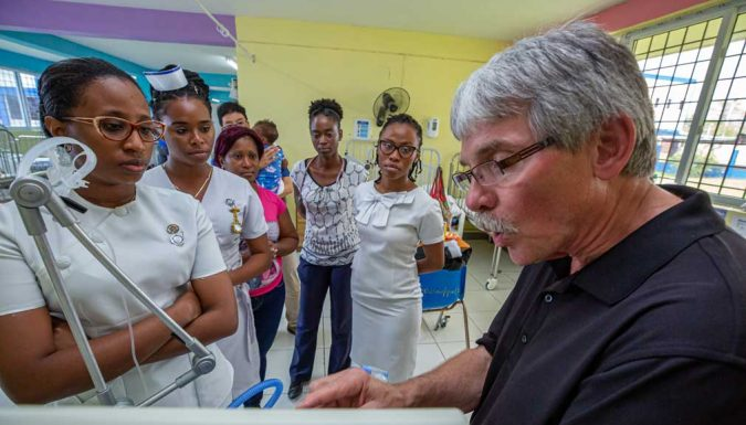 Issa Trust Foundation is returning to Sav La Mar Hospital in Negril