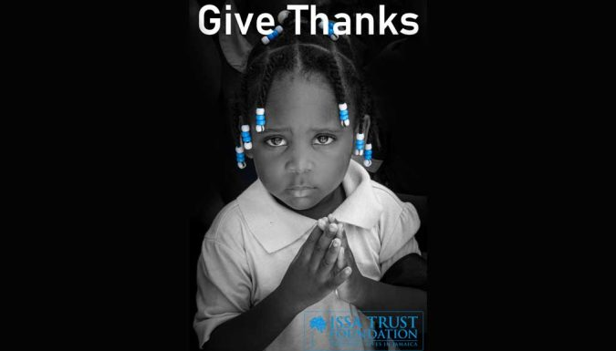 Happy Thanksgiving to our volunteers, donors, partners and friends.