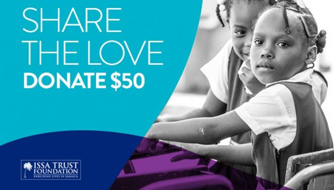 Win a trip to Jamaica through our Valentine Love campaign!