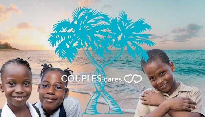 ONE LOVE COUPLES CARES CAMPAIGN
